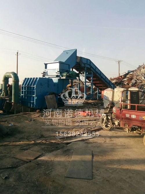 天门市大型废金属破碎机金属破碎机诺德制造商