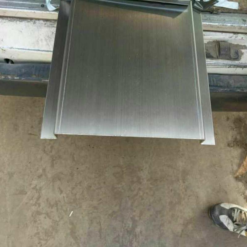 轨道用不锈钢接水槽