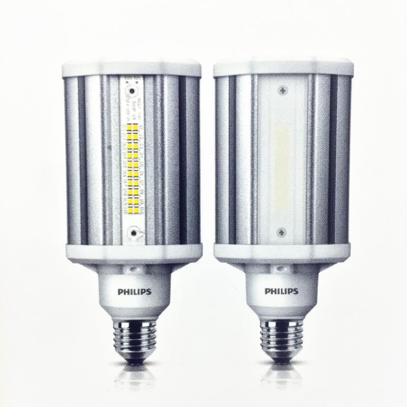 飞利浦HIL系列LED庭院灯 E27 33W/25W瓦玉米灯庭院灯具LED光源