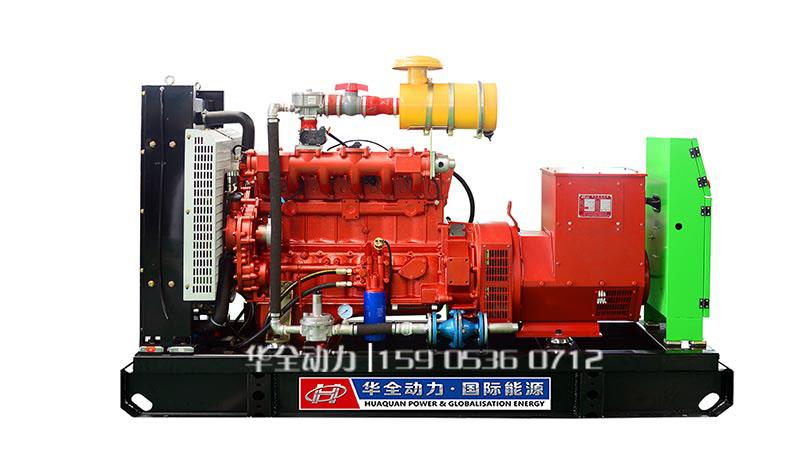 湖南燃气发电机可以并联沼气发电机组吗?