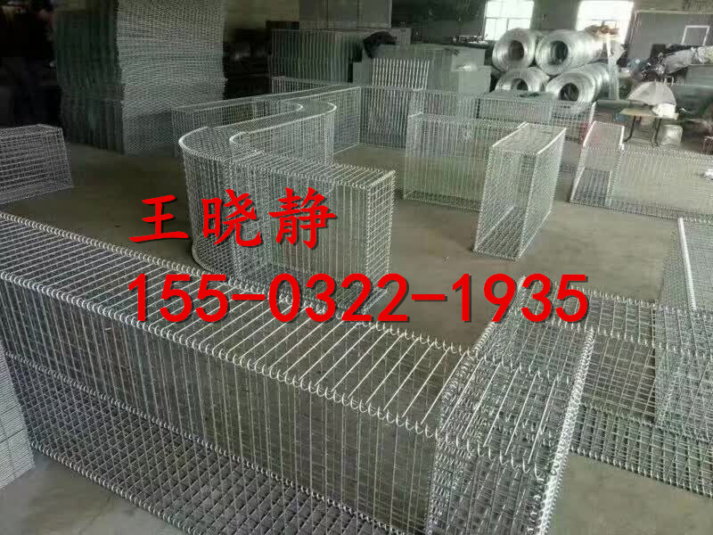 生态景观高锌电焊石笼网规格/园林电焊石笼网最新报价