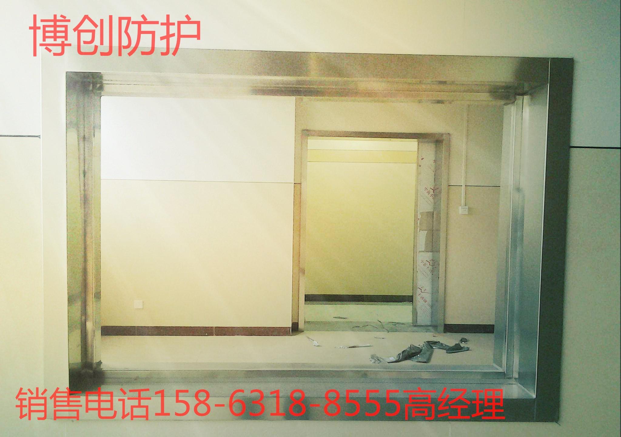 无锡铅墙设计施工