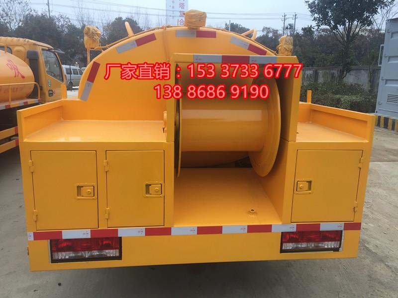 忻州市原平市园泛撑高压疏通吸污车一流的