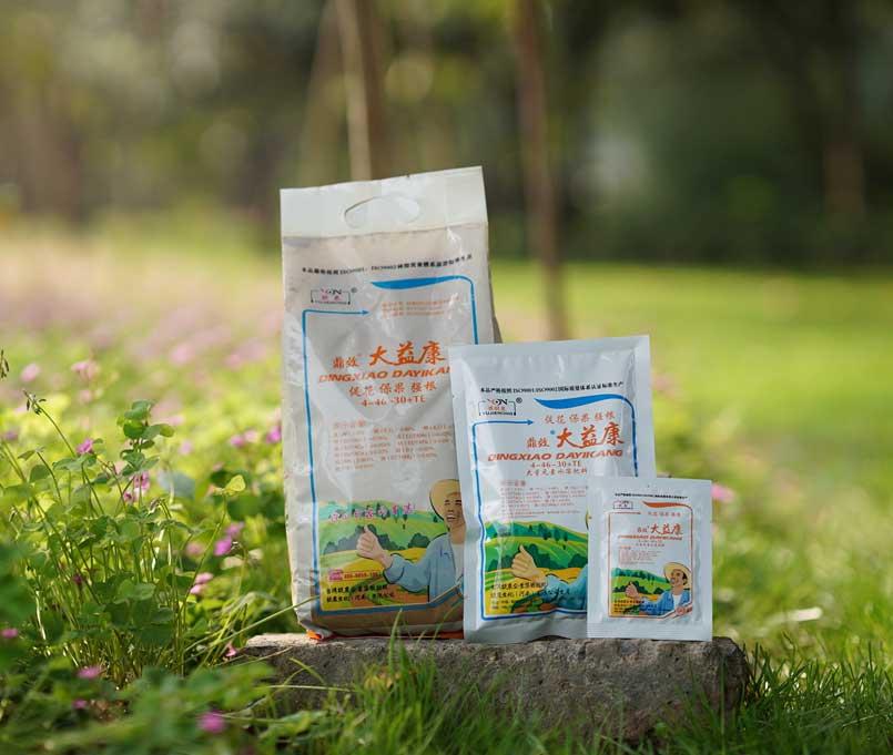 灵山芒果膨果期如何提高果实品质捷农保果壮果水溶肥