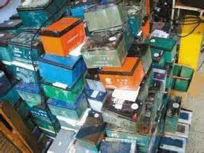 广元二手电池回收锂锰电池