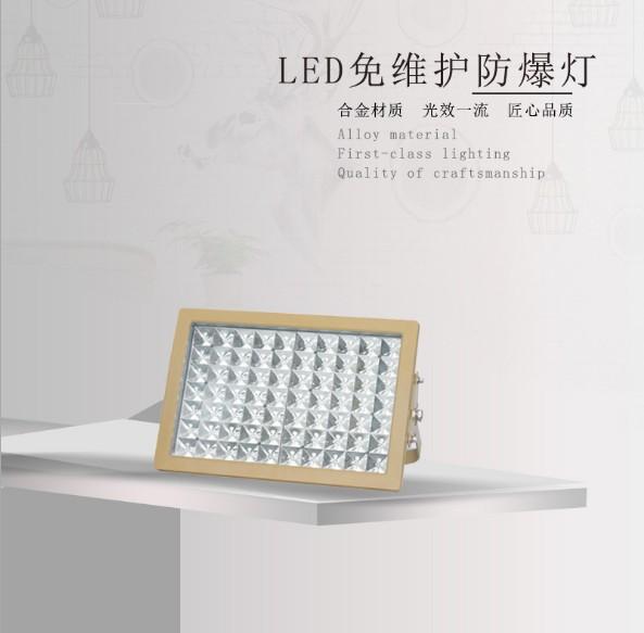 正安 CCD97防水泛光灯 LED加油站防爆灯