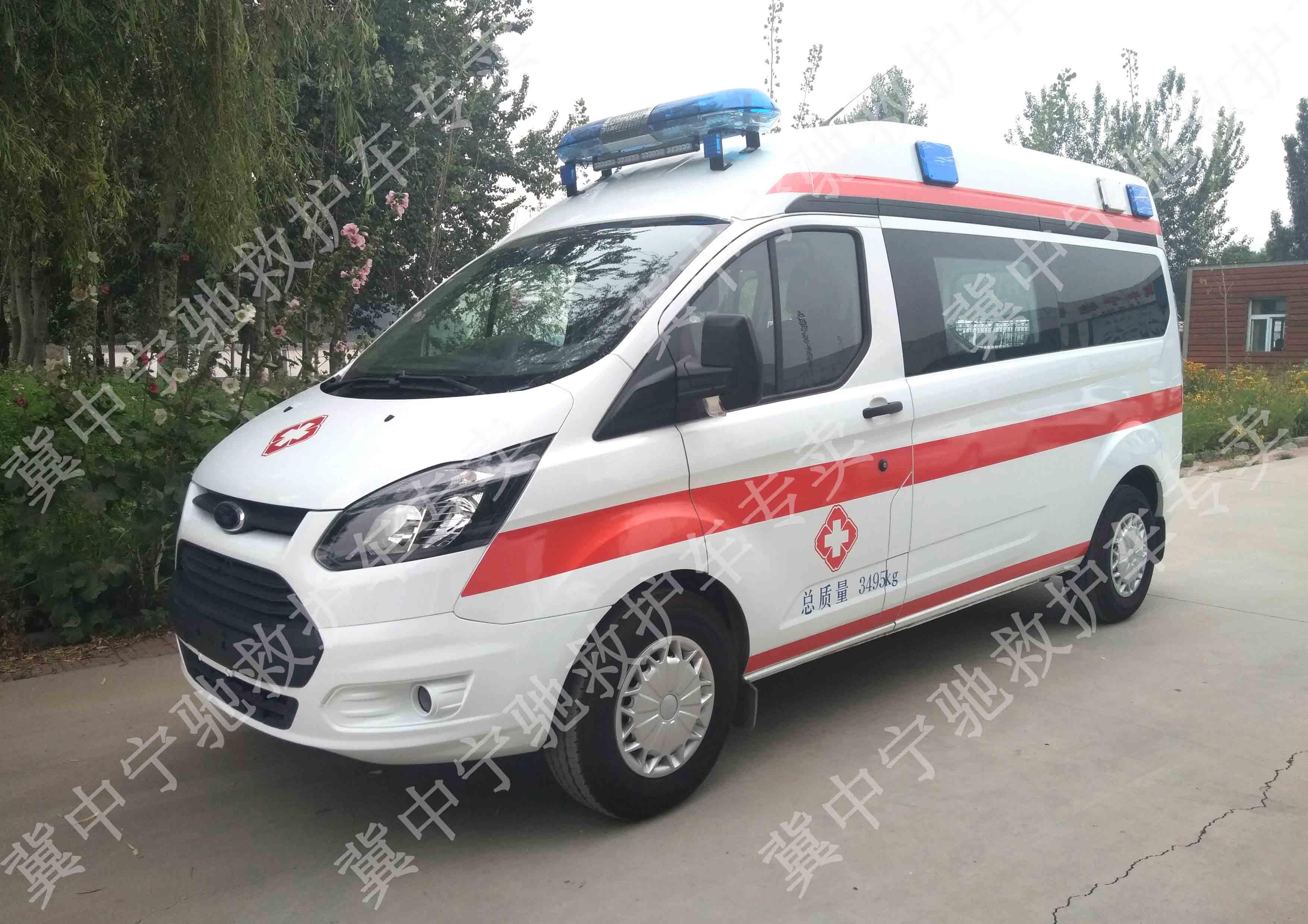 新全順V362救護車