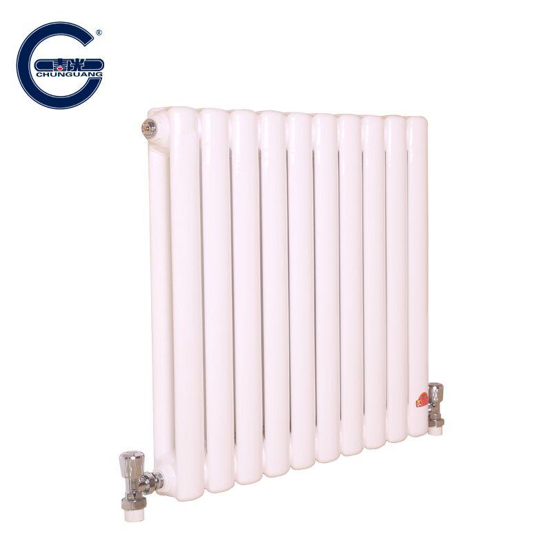 春光牌 暖气片生产厂家 钢型散热器 钢二柱  钢制柱形暖气片