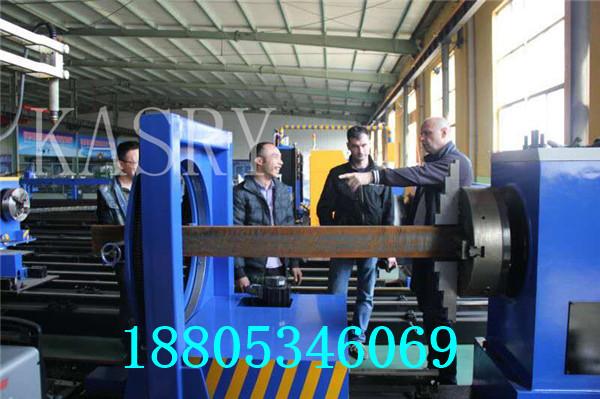 凯斯锐供应广州相贯线切割机H型钢切割机