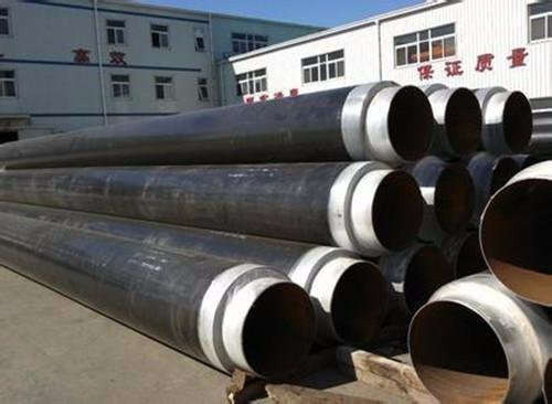 于田县钢套钢蒸汽保温管质量可靠