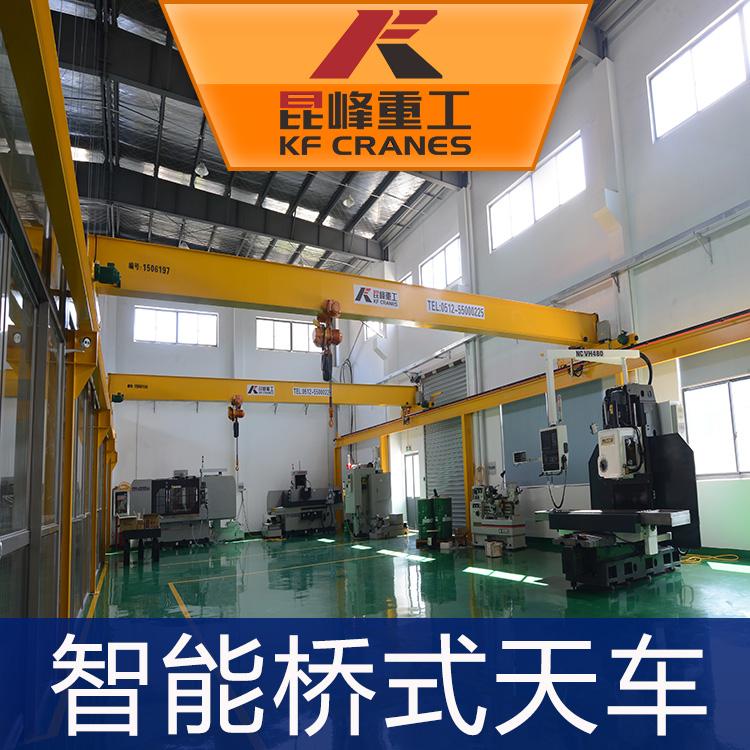 上海OEM智能起重机 自动化行车系统 智能辅助提升设备厂家