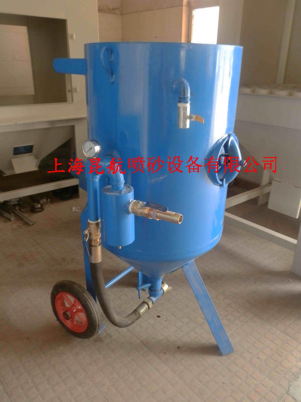 郑州除锈喷砂机 开放式0.3立方喷砂机 户外除锈喷砂机