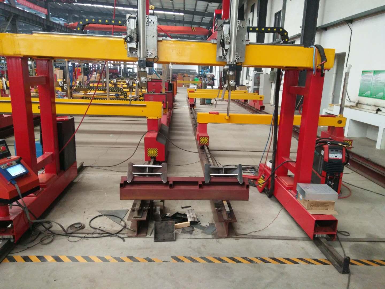 龙门焊接机器人