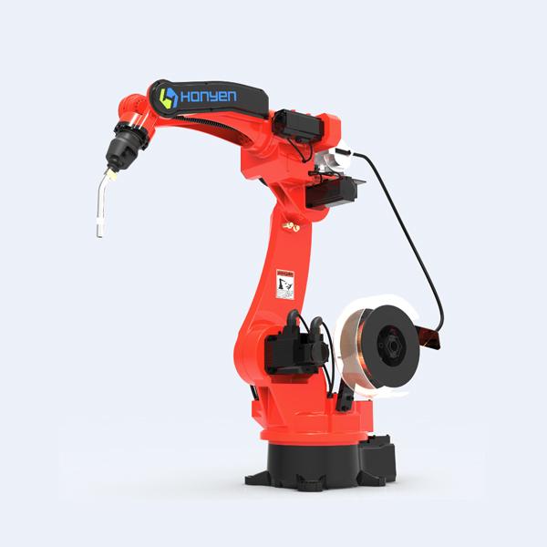 六轴焊接机器人