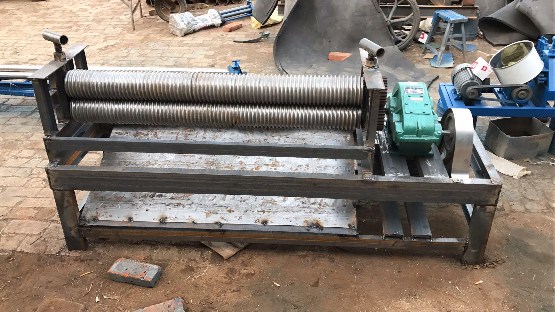 徐州小型手动压边机-铁皮小型压边机-铁板小型电动压边机