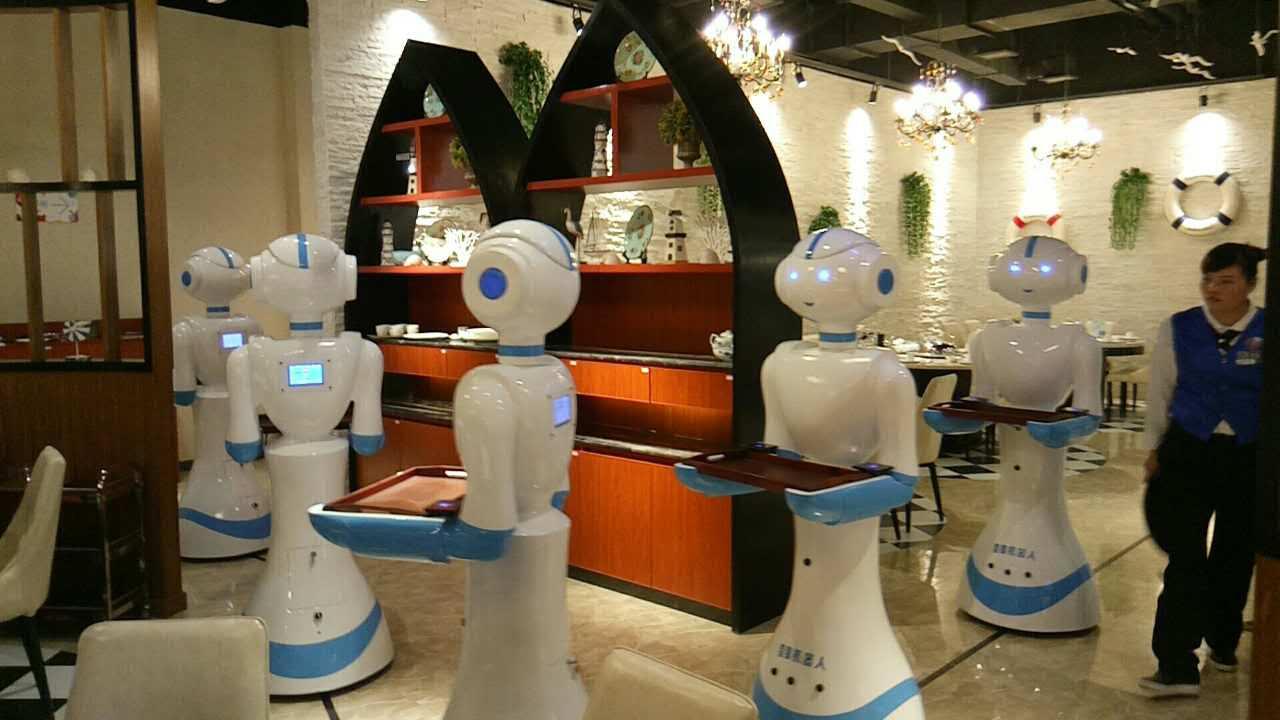 送餐机器人厂家 送餐机器人哪家好