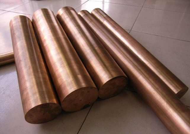 诚信经营QSn6.5-0.1磷青铜棒 质优价廉 磷青铜管可定做