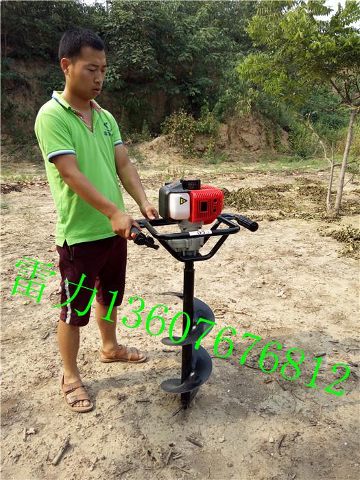 廊坊植树挖坑机多少钱一台?