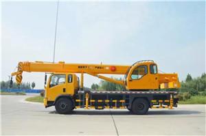 16吨汽车吊参数    东风16吨汽车吊