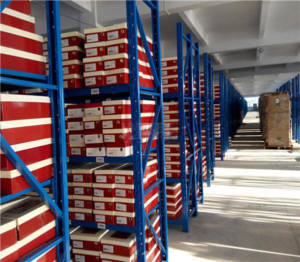 重庆鞋厂仓储货架 200kg仓库货架 重庆货架厂家 货架批发价格