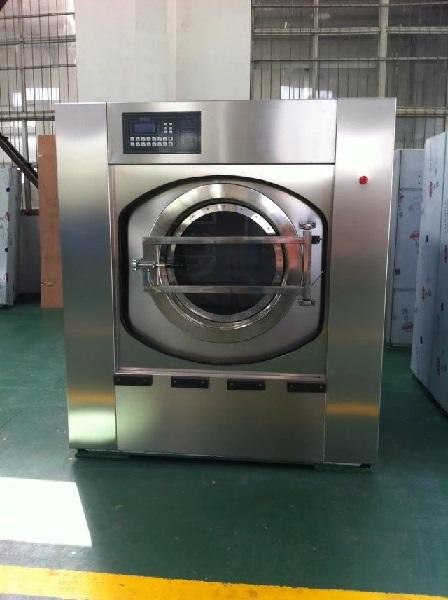 洗衣房设备工业洗衣机已经做好了\主人你在哪儿?