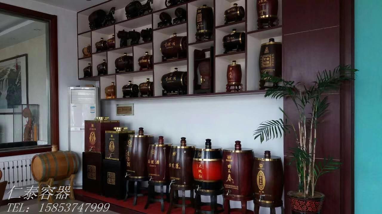 濰坊專業生產各種木質酒桶