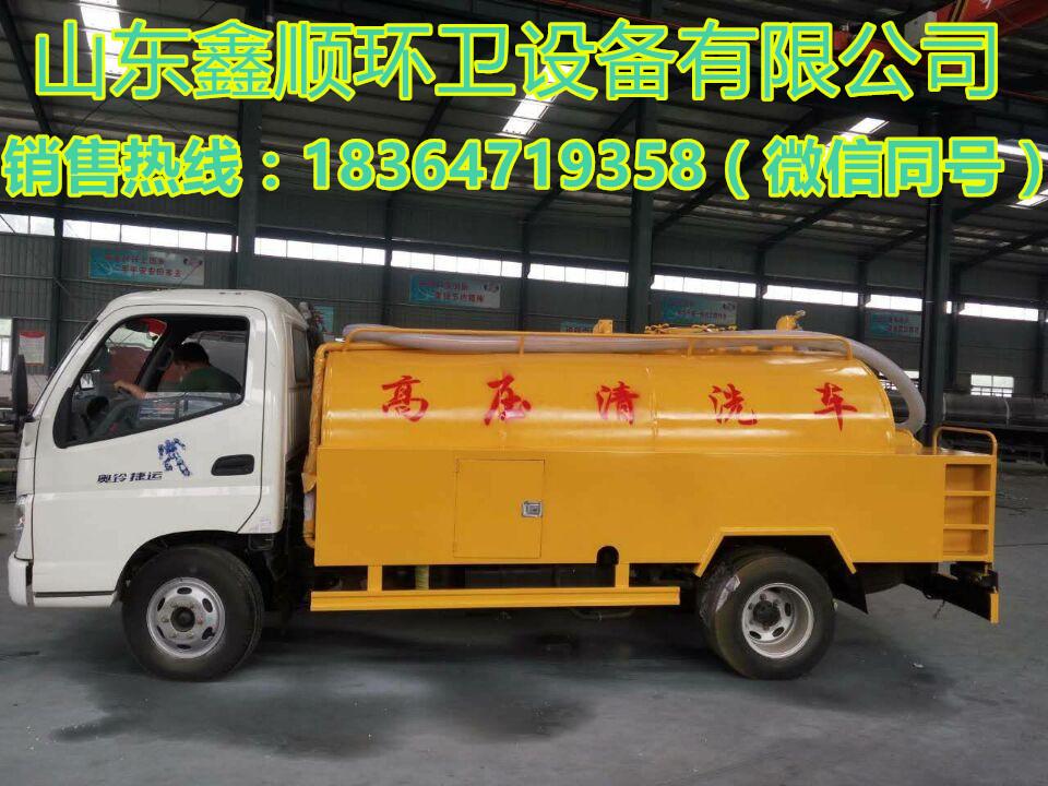 西宁东风5吨扫路车生产厂家