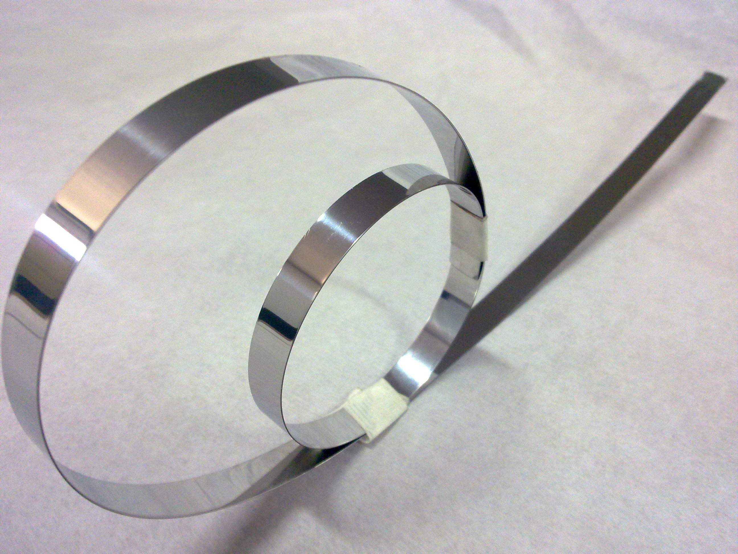 朝阳0.2x50mm弹簧片不锈钢弹簧钢带价格