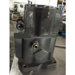 上海维修泵车川崎K5V200SH104R-5P19-1液压泵