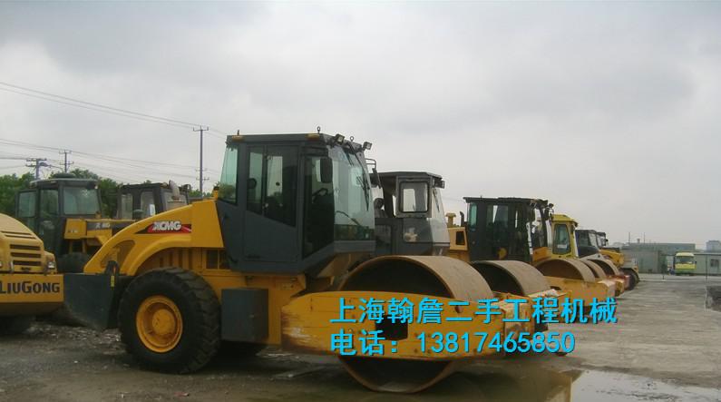 九江二手压路机市场、旧震动压路机图片