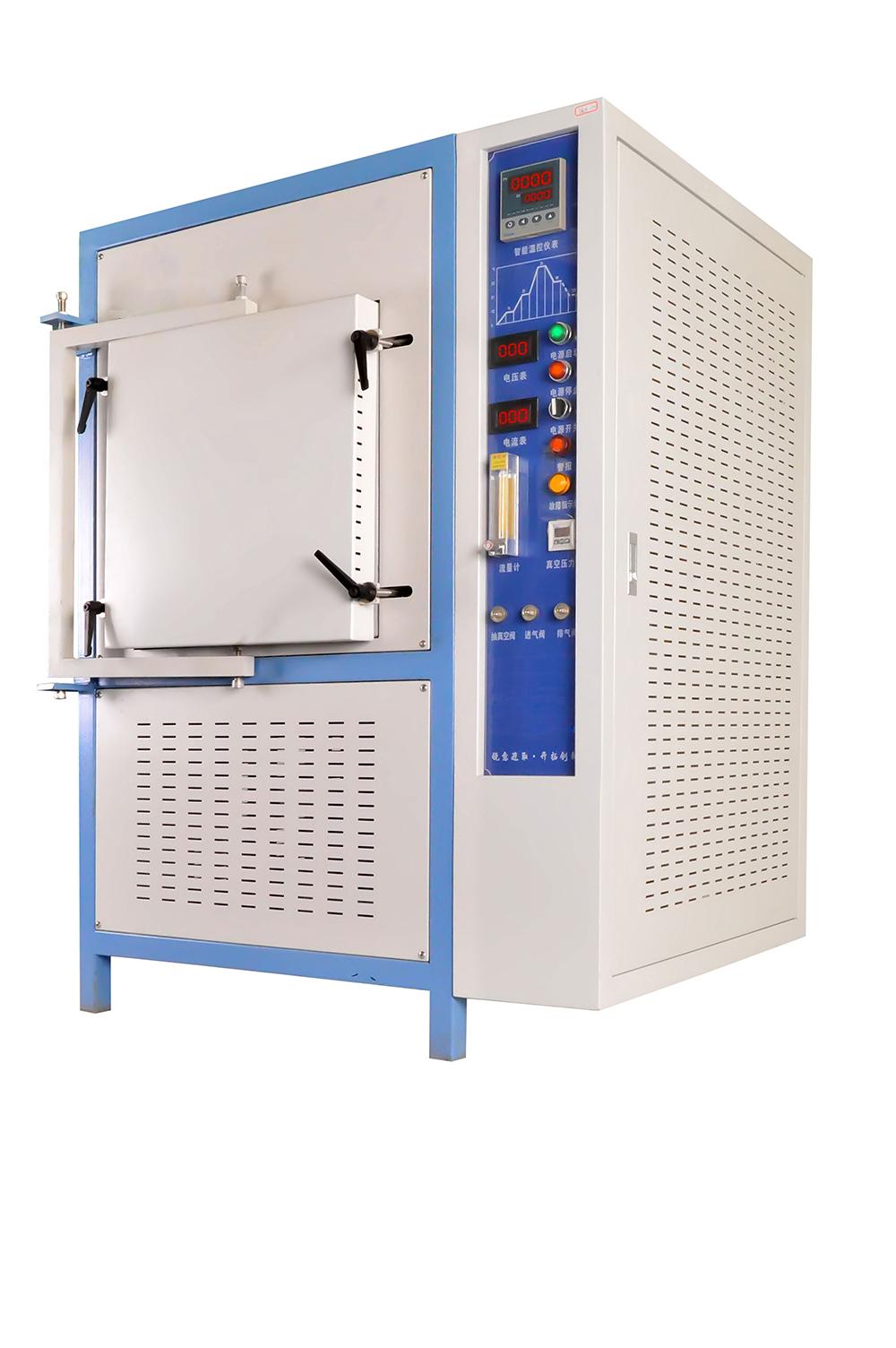 上海1200°小型真空淬火气氛炉炉气氛实验设备