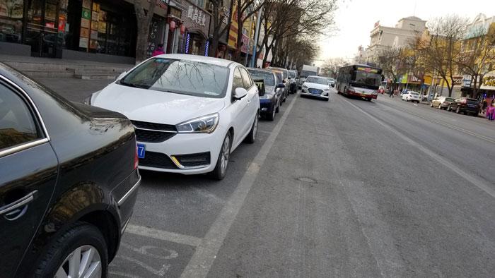 福州智能路侧停车系统案例
