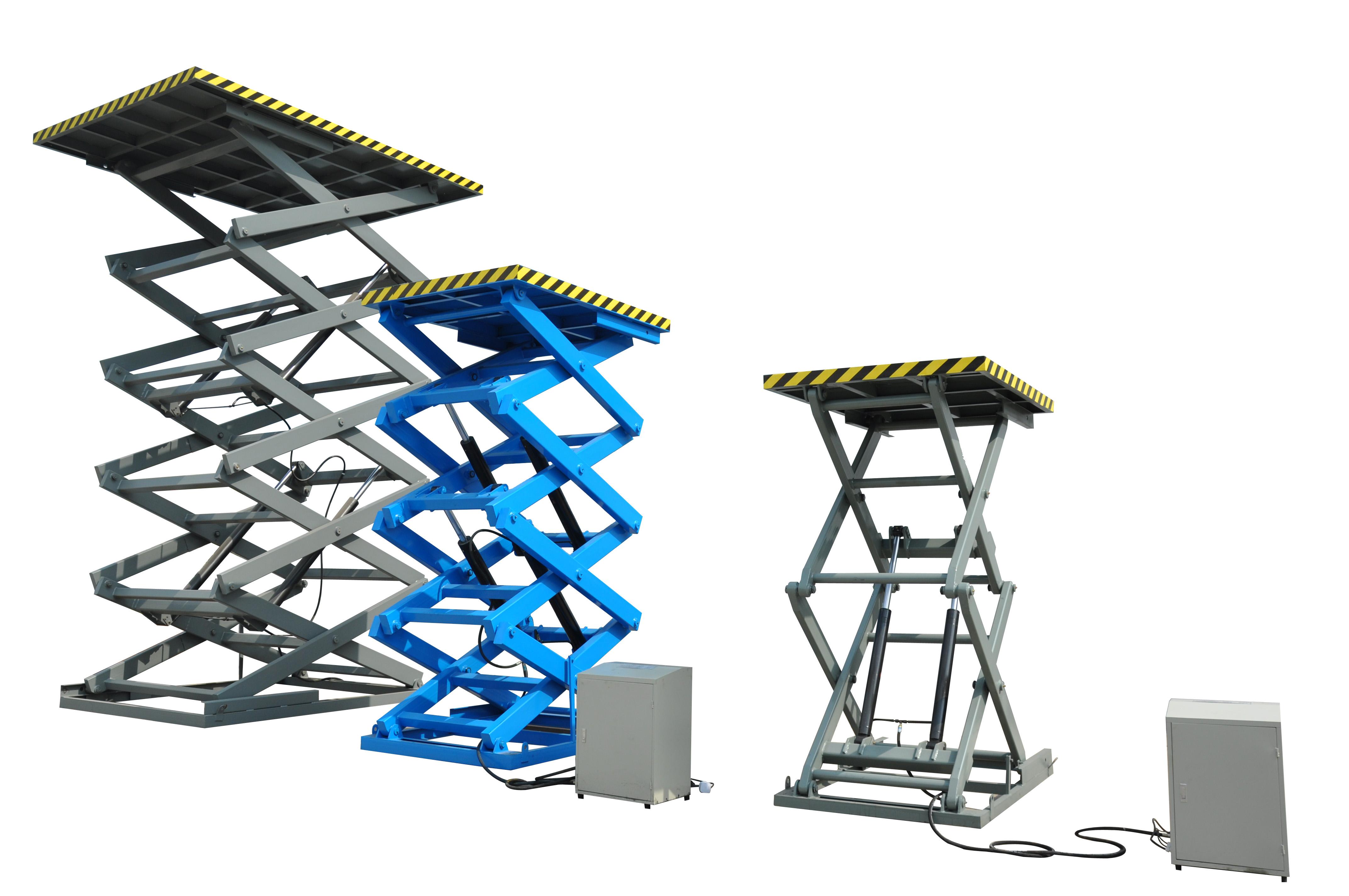 固定式液压升降货梯,苏州升降货梯,升降台图片
