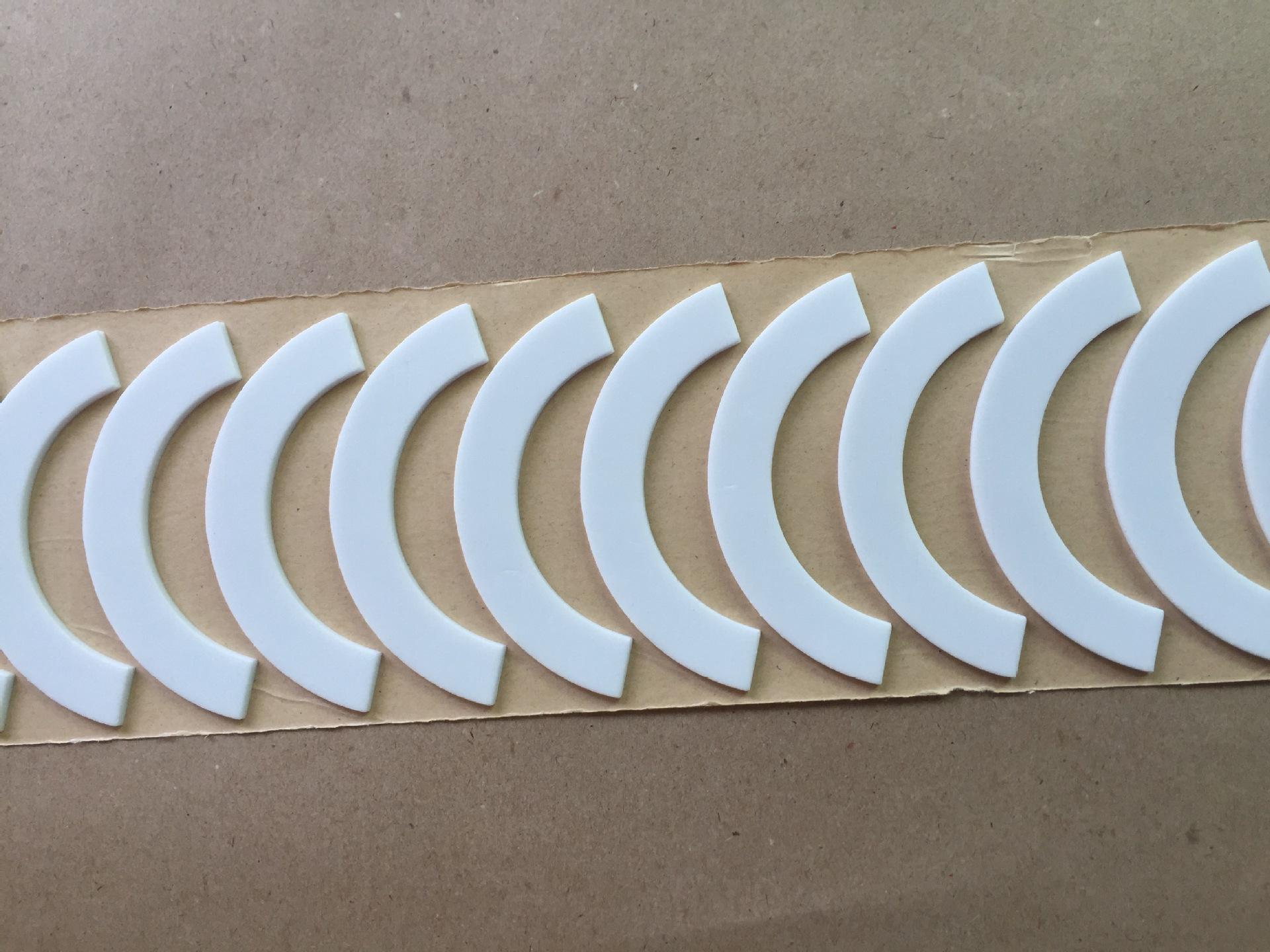 罗杰斯HT-820硬质硅胶泡棉 厚度0.79mm 材料加工模切一体厂商