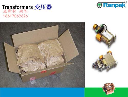 广东广州荔湾缓冲纸垫包装@缓冲纸垫机使用效果