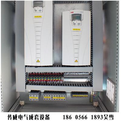 PLC编程控制柜 选传威 设计安装 服务于一体
