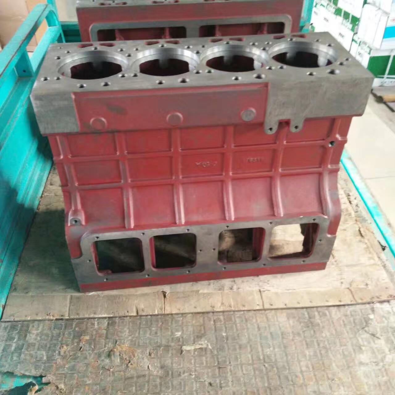 潍坊隆信R4105柴油机汽缸体 机体 潍柴系列 原厂正品 全国联保