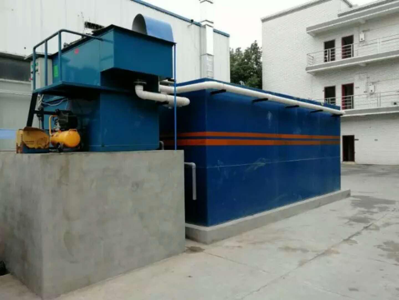山东潍坊污水设备-气浮设备--各类企业废水的选择-潍坊恒达环保