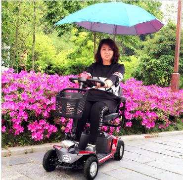 335电动代步车 轻便老人残疾人电动车