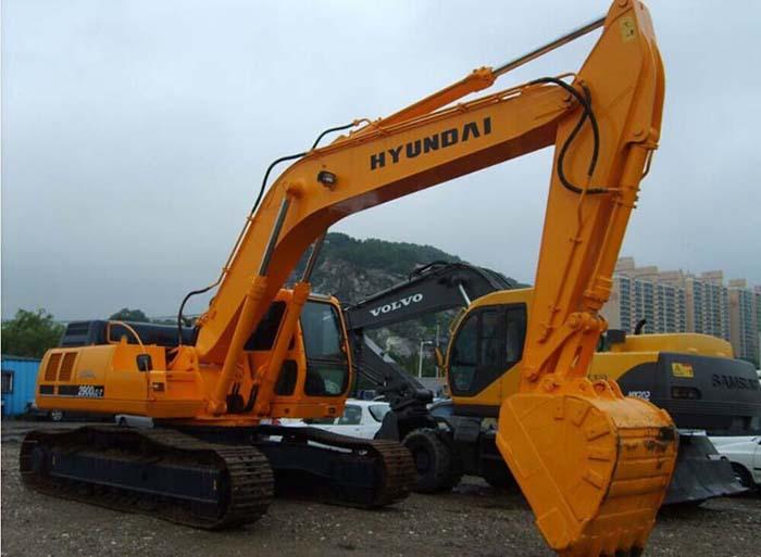 现代挖掘机维修公司挖机干活没劲修理厂