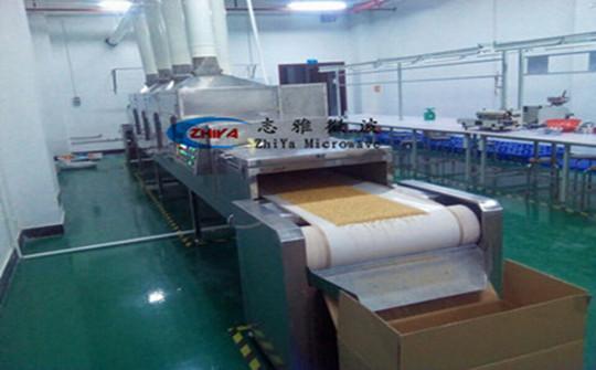 重庆微波熟化机厂家,销量占据市场份额60%