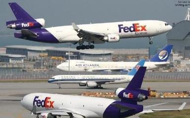 美国护肤品空运到中国国内流程 美国空运进口清关
