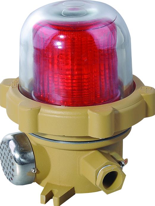 LED防爆声光报警器120Bd