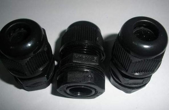 电缆型号尼龙电缆固定头M牙(加长型)