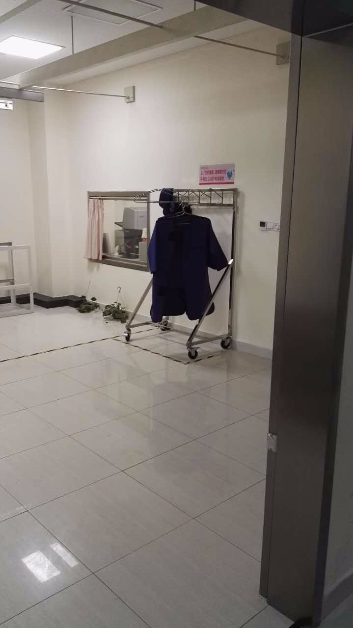 醴陵放射科CT铅门