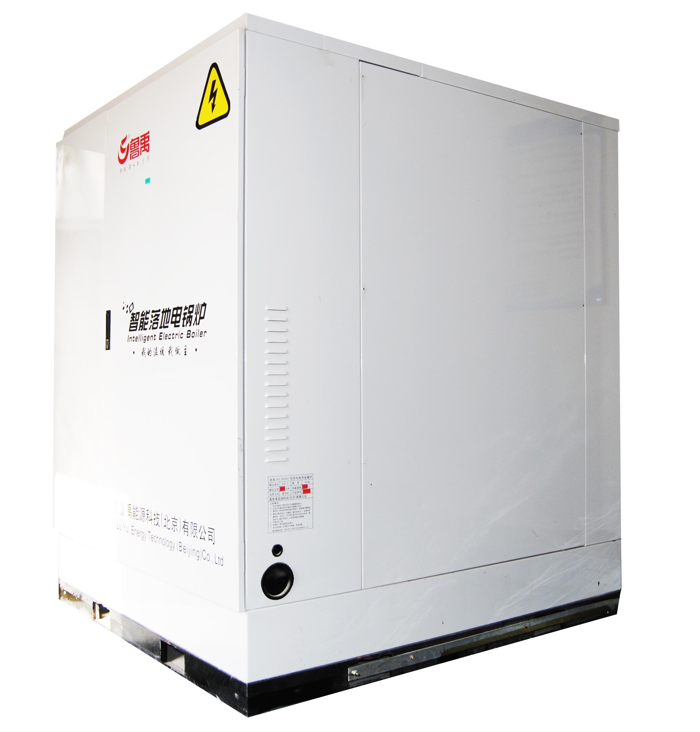 1500㎡集中供暖落地式大功率定制电锅炉煤改电智能采暖设备节能型150kw