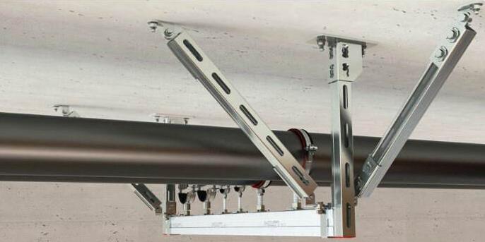 厂供抗震支吊架,综合管廊支吊架,