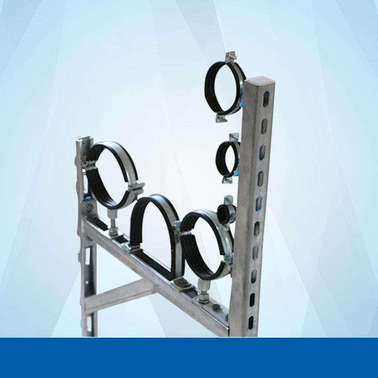 西安抗震管道支吊架|抗震支吊架|抗震支架光伏支架