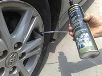 车状元自动充气补胎液
