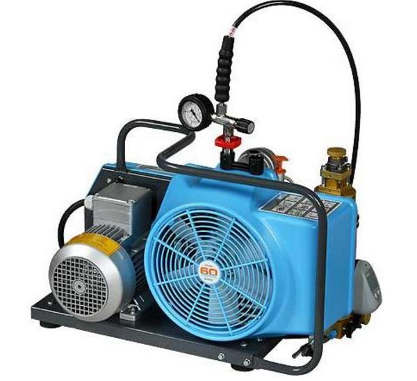 甘肃空气呼吸器充气压缩机高压空气充气泵价格参数